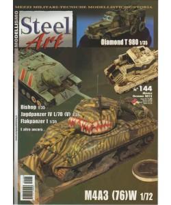 Steel Art mensile di modellismo n.144 Dicembre 2015