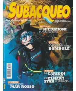 Il Subacqueo alla scoperta del mare - mensile n. 511 Dicembre 2015