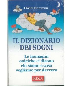 Il dizionario dei sogni di Chiara Marazzina - Edizioni RIZA