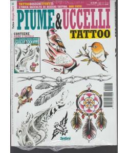 Tattoo Disegni Story - PIUME & UCCELLI Tattoo