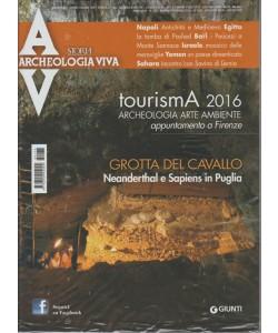 ARCHEOLOGIA VIVA - Bimestrale n. 175 Genn./Febb.2015