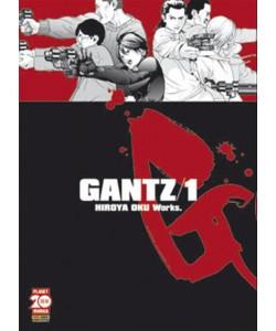 Manga: GANTZ vol.1 NUOVA EDIZIONE - Planet Manga Panini comics