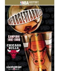 CHICAGO BULLS CAMPIONI 1998 n.2