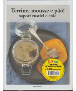 Terrine, Mousse e Paté - sapori rustici e chic by Mondadori