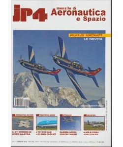 JP4 mensile di aereonautica e spazio n. 1 Gennaio 2016