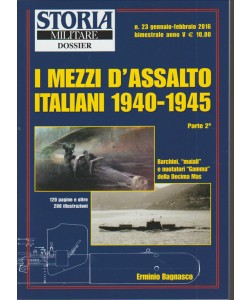 Storia Militare Dossier - mensile n. 23 Genn./Feb.2016