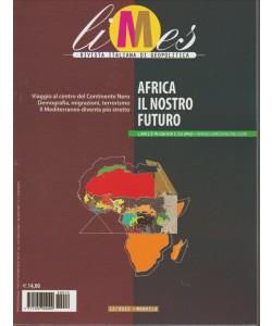 LIMES rivista italiana di Geopolitica n. 12/2015