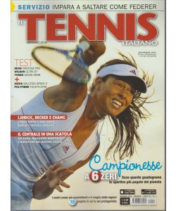 Tennis Italiano - mensile n.87 Gennaio 2016