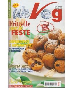 We Veg - mensile di Cucina Vegana n. 12 Gennaio 2016