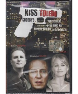 Kiss Toledo Goodbye - Michael Rapaport - DVD