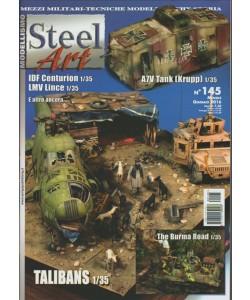 Steel Art - mensile n. 145 Gennaio 2016