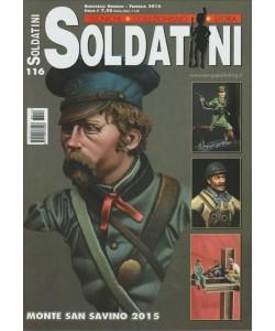 Soldatini - Bimestrale n. 116 Gennaio 2016