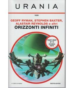 Orizzonti Infiniti di G.Ryman, S.Baxter, A.Reynolds e altri - Coll.Urania