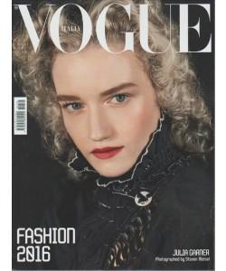 Vogue Italia - mensile nr. 785 Gennaio 2016