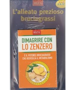 Dimagrire con lo Zenzero - edizione RIZA