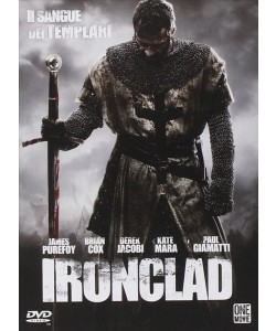 Ironclad - Il sangue dei Templari - DVD