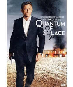 007 - Quantum Of Solace - Il più spericolato film di James Bond - DVD