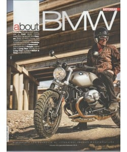 About Bmw powered by MOTORRAD - Bimestrale n. 10 Genn./Febb.2016