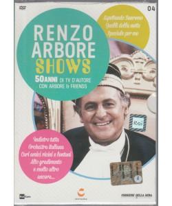 DVD Renzo Arbore Shows vol.4 by Corriere della Sera
