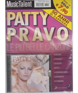 CD le più belle canzoni di Patty Pravo - 50 Anni in carriera
