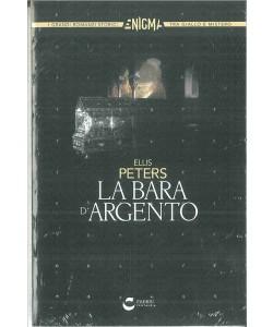 Libro La bara d'argento di Ellis Peters della Fabbri editori