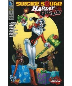 Suicide Squad/ Harley Quinn 08 - DC Comics Lion