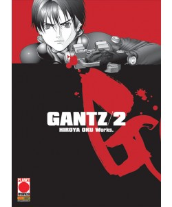 Manga: GANTZ 2 NUOVA EDIZIONE - Planet Manga Panini Comics