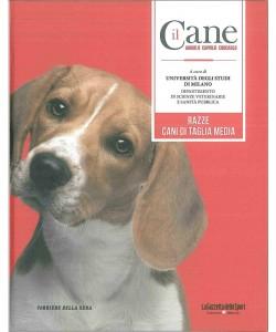 il CANE,amarlo capirlo educarlo-vol.9 Razze:cani di taglia media-Corriere Sera