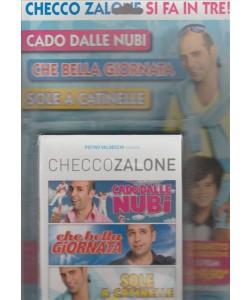 CHECCO ZALONE SI FA IN TRE! COFANETTO DA COLLEZIONE 3 FILM