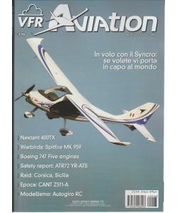 VFR  AVIATION mensile di aviazione n. 8 Febbraio 2016