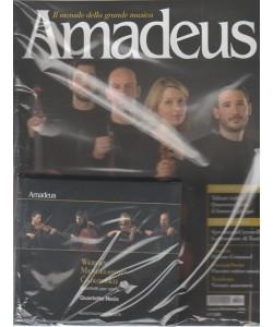 AMADEUS  mensile n.2 febbraio 2016 con CD Webern Mendelssohn
