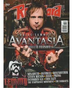 Rockhard Italia -  bimestrale n. 34 Febbraio 2016