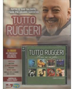 Doppio CD Tutto RUGGERI by Sorrisi e canzoni TV