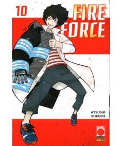 Fire Force - N° 10 - Fire Force - Manga Sun Planet Manga