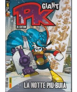 PK GIANT 3K edition - Panini comics - mensile n.16 Febbraio 2016