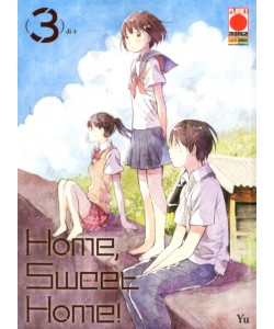 Home Sweet Home! (M4) - N° 3 - Home Sweet Home! - Kodama Planet Manga