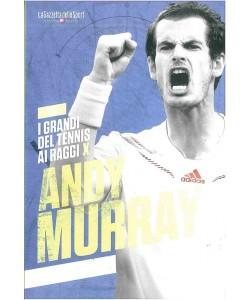 I grandi del tennis ai raggi X-Andy Murray vol.13-iniz.Gazzetta dello Sport