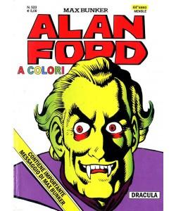 Alan Ford - N° 523 - Dracula - Alan Ford Original 1000 Volte Meglio Publishing
