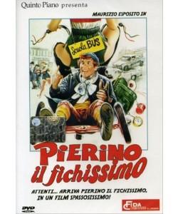 Pierino Il Fichissimo - DVD