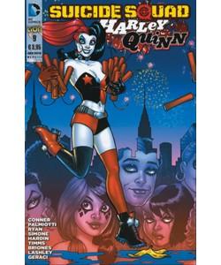 Suicide Squad/ Harley Quinn 09 - DC Comics Lion