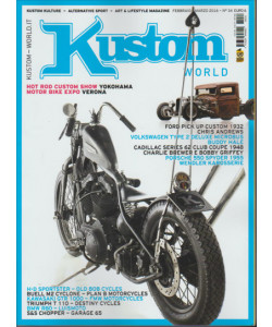 Abbonamento Kustom World (cartaceo  bimestrale)