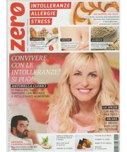Zero - Intolleranze-Allergie- stress - bimestrale n. 1 Giugno 2015