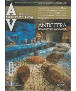 Archeologia viva - bimestrale n. 176 febbraio 2016 - giunti editore