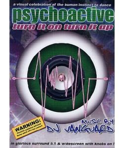 DJ Vanguard - Psychoactive - DVD