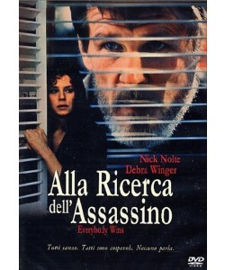 Alla Ricerca Dell'Assassino - Everybody Wins - Nick Nolte, Debra Winger - DVD