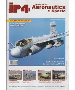 JP4 - Mensile di aeronautica e Spazio n. 3 Marzo 2016