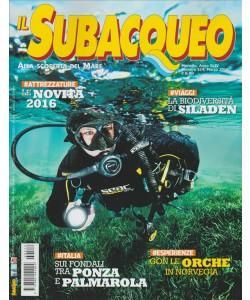 """Il Subacqueo """"alla scoperta del mare"""" - mensile n. 514 Marzo 2016"""