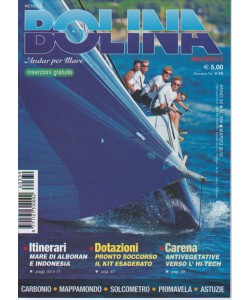 BOLINA (andar per mare) mensile nr. 339  Marzo 2016