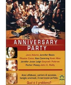 The anniversary party - DVD