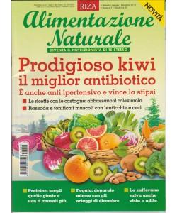 Alimentazione Naturale - Rivista mensile n. 3 Dicemre 2015 edizione RIZA